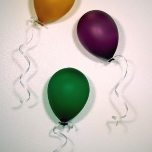Balloons-Gold-Purple-Green-Installation